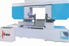 IMET XS 900 semiautomatic hydraulic maxi line saw