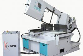 IMET KS 620 Semiautomatic hydraulic bandsaw