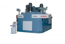 Durma PBH Series Profile Bending Machines