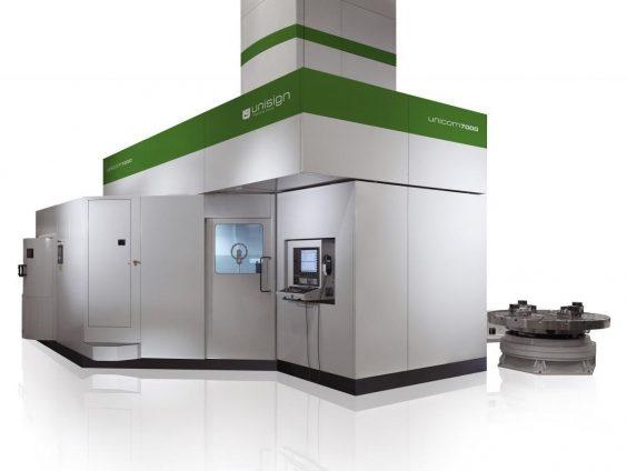 UNICOM7000 Vertical machining and turning center